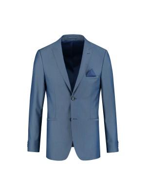 Kostuum uni blauwgrijs 0085| GENTS.nl | Hoogste kwaliteit voor de laagste prijs