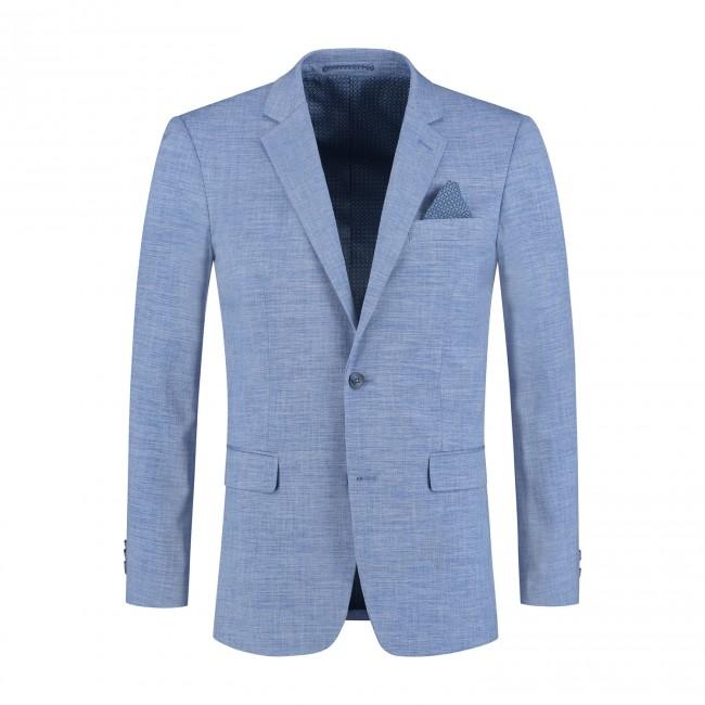 Pak linnenlook lichtblauw 2delig 0122| GENTS.nl | Hoogste kwaliteit voor de laagste prijs