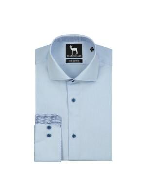 blumfontain Shirts Blumfontain NOS lichtblauw 0004