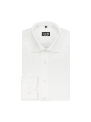 Gents overhemd NOS wit 0010| GENTS.nl | Hoogste kwaliteit voor de laagste prijs