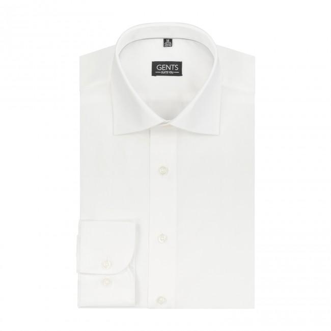Overhemd Op Maat Amsterdam.Gents Overhemd Nos Wit 0010 Gents Nl Hoogste Kwaliteit Voor De