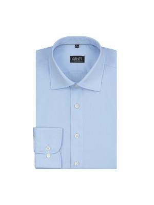fiore Shirts Gents NOS lichtblauw 0011