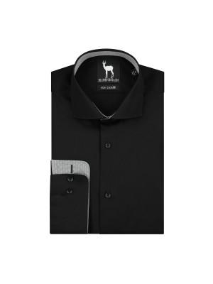 blumfontain Shirts Blumfontain NOS zwart 0151
