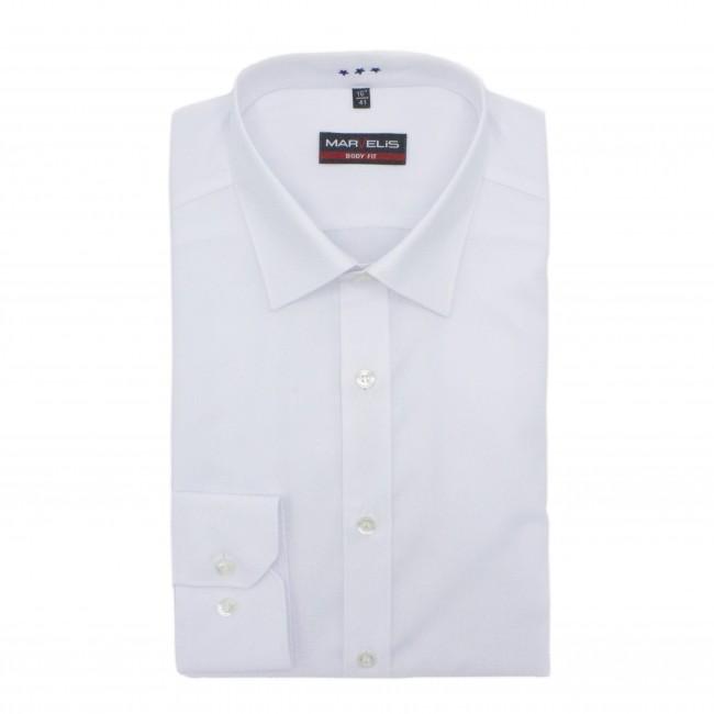 Marvelis body-fit white 0168| GENTS.nl | Hoogste kwaliteit voor de laagste prijs