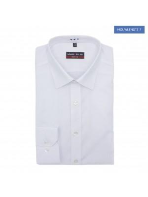 no label Shirts Marvelis body-fit white ML7 0169