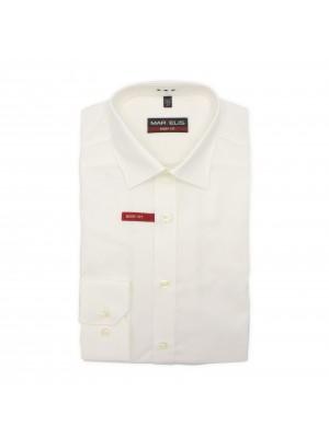 no label Shirts Marvelis body-fit ecru 0173