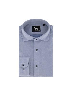 blumfontain Shirts Blumfontain uni jersey blauw 0250