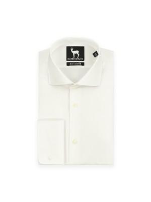 Heren Overhemd Met Manchetknopen.Dubbele Manchet Overhemd Gents