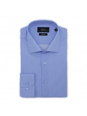 Overhemd slimfit pied-de-poule 0502| GENTS.nl | Hoogste kwaliteit voor de laagste prijs