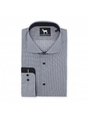 blumfontain Shirts Blumfontain zwart-wit 0508