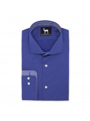 blumfontain Shirts Blumfontain print kobalt 0509