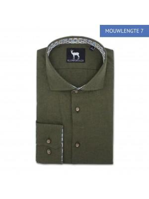 blumfontain Shirts Blumfontain groen tape ML7 0526
