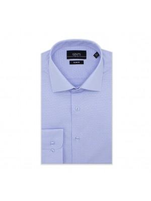 gents Shirts GENTS slimfit pied-de-poule 0563