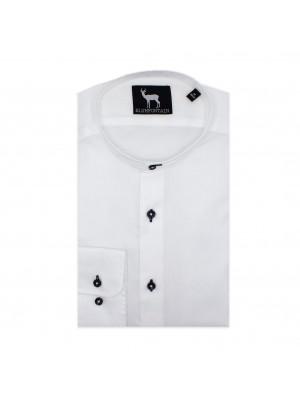 Wit Getailleerd Overhemd.Overhemden Online Kopen Gents