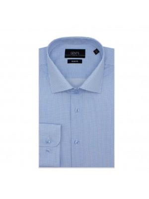 gents Shirts GENTS slimfit printpied-de-poule 0615