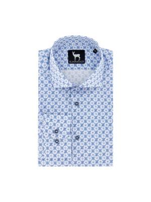 blumfontain Shirts Blumfontain print bloem 0686