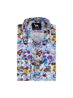 blumfontain Shirts Blumfontain print ecoline 0708