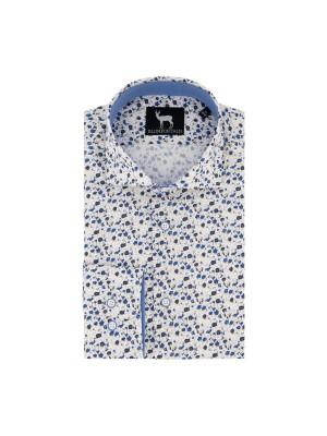 blumfontain Shirts Blumfontain print bloem 0717