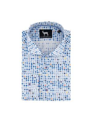 blumfontain Shirts Blumfontain print klaver 0718
