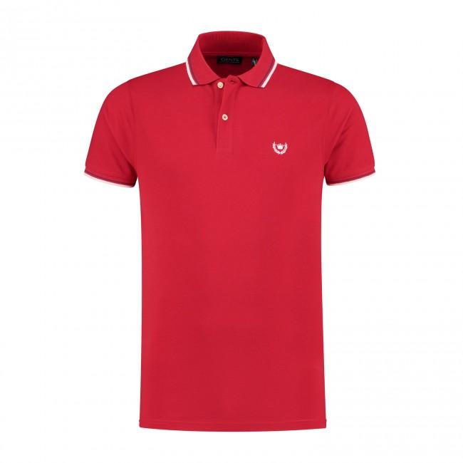 Polo Red 0034| GENTS.nl | Hoogste kwaliteit voor de laagste prijs