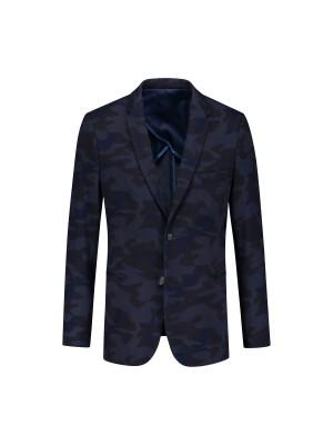 Colbert camo blauw 0093| GENTS.nl | Hoogste kwaliteit voor de laagste prijs