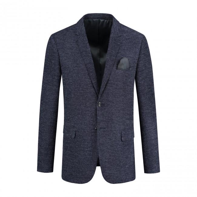 Colbert jersey blauwgrijs 0094| GENTS.nl | Hoogste kwaliteit voor de laagste prijs
