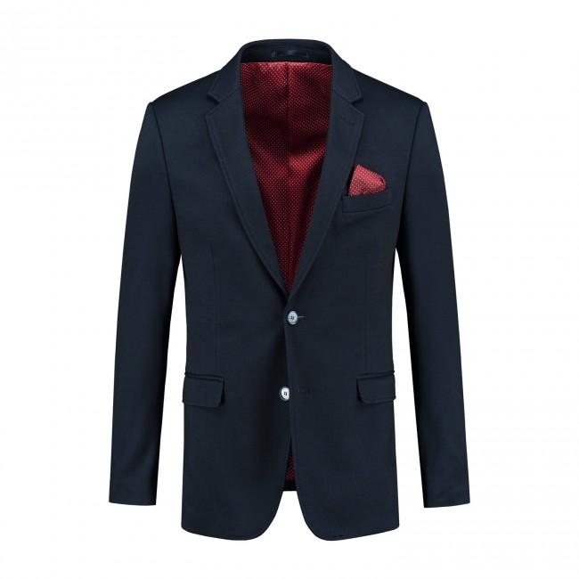 Colbert jersey navy 0107| GENTS.nl | Hoogste kwaliteit voor de laagste prijs
