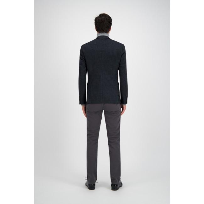 Colbert miniruitje grijs-blauw 0122| GENTS.nl | Hoogste kwaliteit voor de laagste prijs