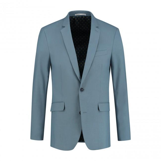 Colbert katoen zeeblauw 0126| GENTS.nl | Hoogste kwaliteit voor de laagste prijs