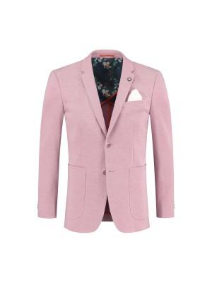 gents  Colbert jersey roze 0130