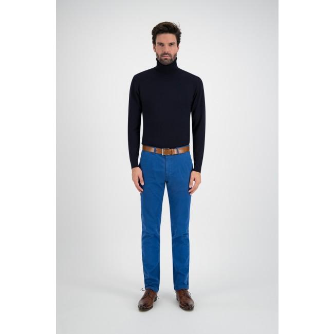 Chino seas-nos royal blue 0075| GENTS.nl | Hoogste kwaliteit voor de laagste prijs
