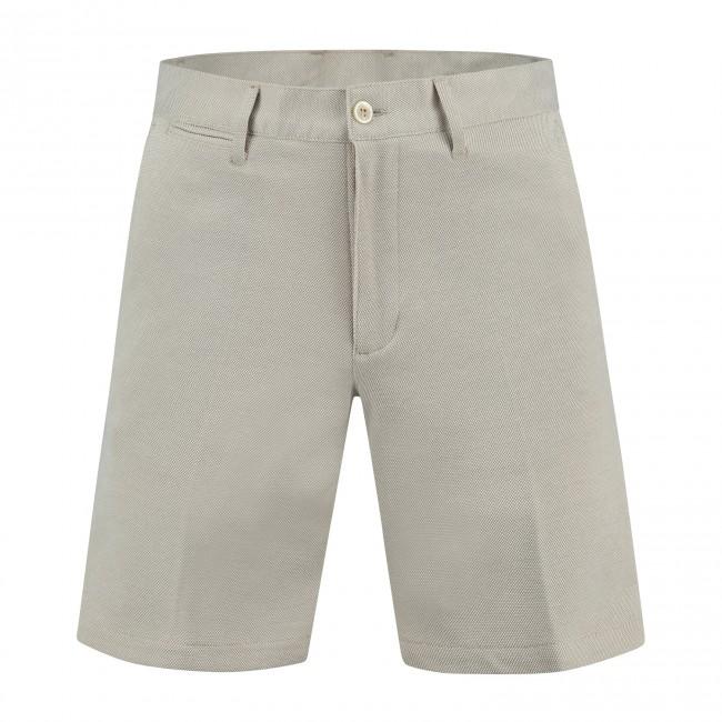 Bermuda jersey uni beige 0082| GENTS.nl | Hoogste kwaliteit voor de laagste prijs