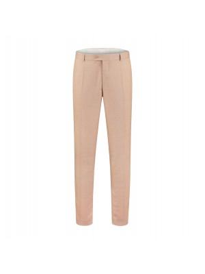 gents Broeken Pantalon zalmroze 0111