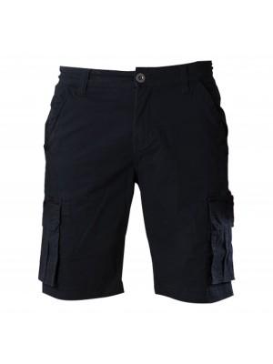Pants bermuda poplin navy 0121