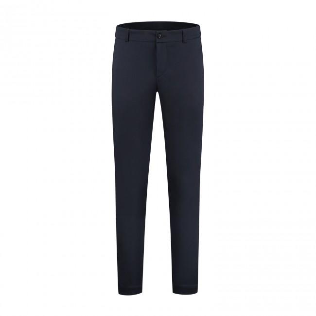 Chino slim uni blauw 0128| GENTS.nl | Hoogste kwaliteit voor de laagste prijs
