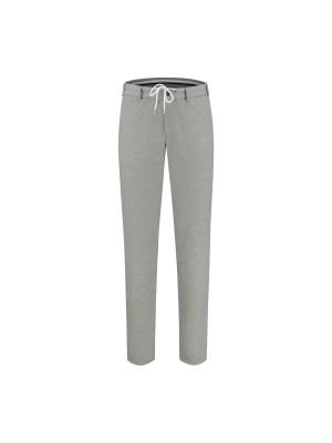 gents Broeken M&M pantalon jersey grijs 0130
