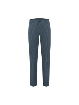 Chino slim streep blauw 0135| GENTS.nl | Hoogste kwaliteit voor de laagste prijs