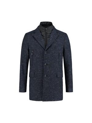Mantel Melee Blauw 0034| GENTS.nl | Hoogste kwaliteit voor de laagste prijs