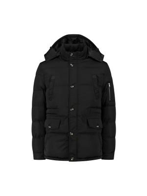 r&p Jassen R&P coat black 0040
