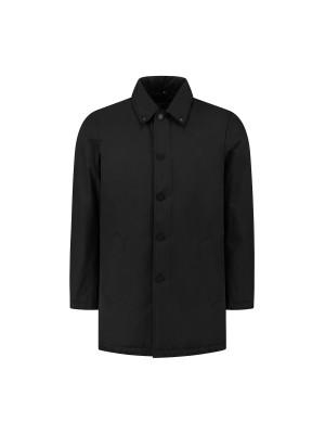R&P overjas zwart 0041| GENTS.nl | Hoogste kwaliteit voor de laagste prijs