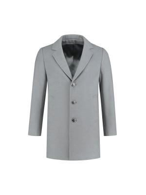 Coat lichtgrijs 0051  GENTS.nl   Hoogste kwaliteit voor de laagste prijs