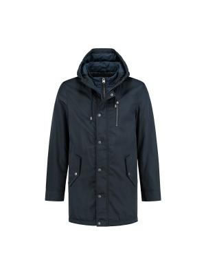 Coat Navy 0060