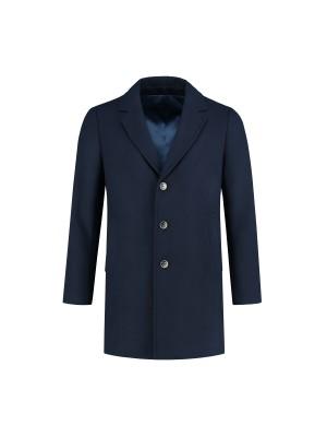 Coat blauw 0067