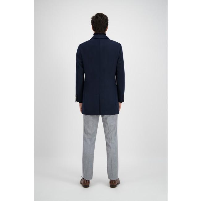 Coat blauw 0067| GENTS.nl | Hoogste kwaliteit voor de laagste prijs