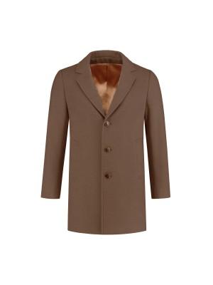 Coat tabac 0068