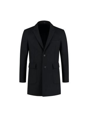 GENTS Coat unconstructed blauw 0074