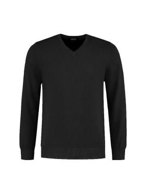 V-neck melange antra 0093| GENTS.nl | Hoogste kwaliteit voor de laagste prijs