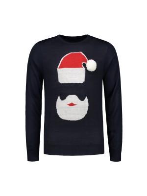 Kersttrui baard 0095