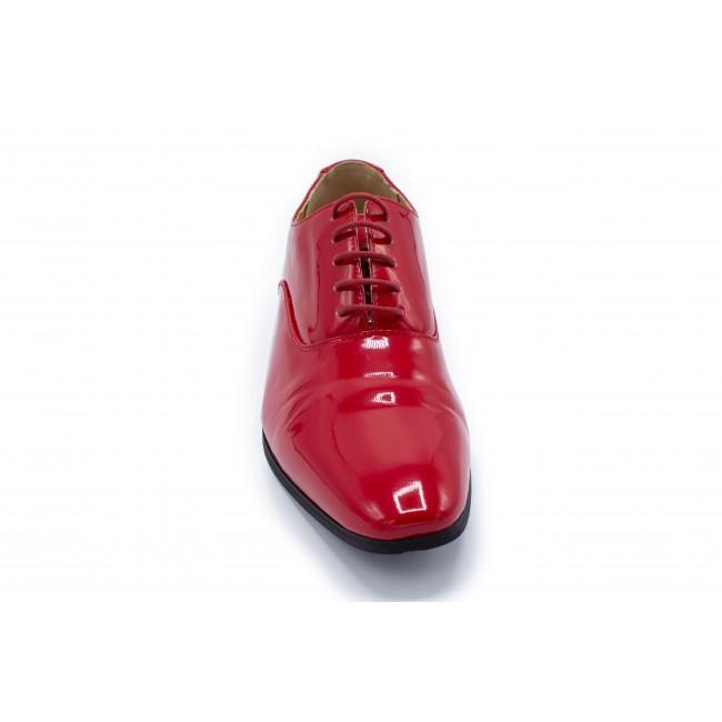 Lakschoen rood 0021| GENTS.nl | Hoogste kwaliteit voor de laagste prijs