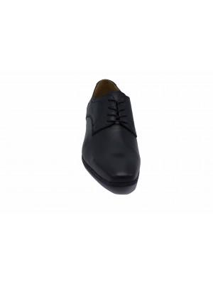 Leren schoenen zwart 0025| GENTS.nl | Hoogste kwaliteit voor de laagste prijs